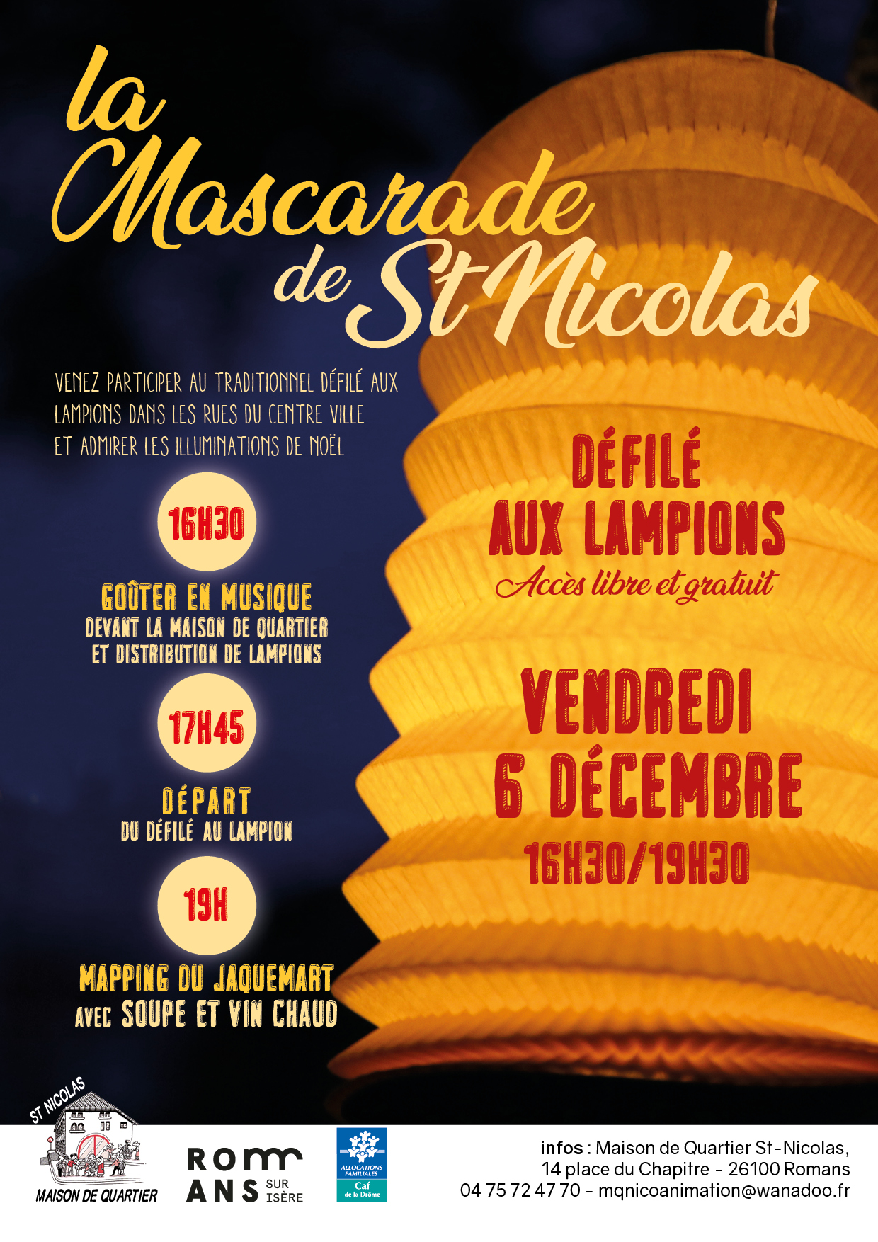 AFFICHE MASCARADE 2019 web