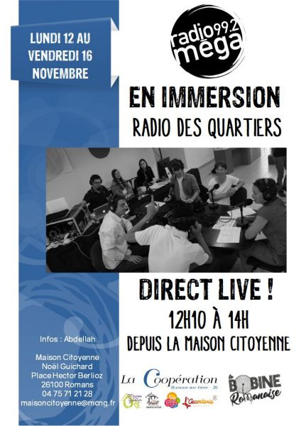 20181112 radioimmersion